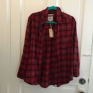 AE soft and sexy flannel